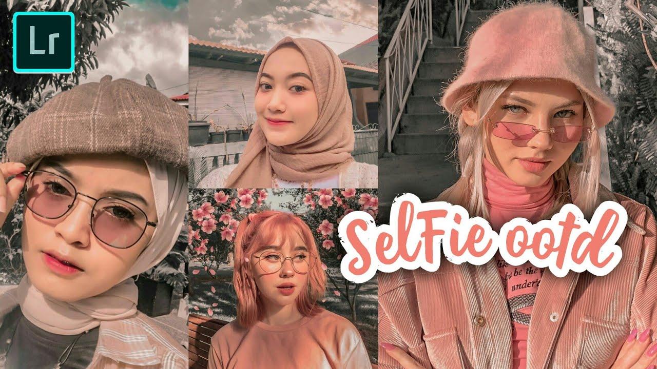Cara edit foto di lightroom filter selfie | gratis preset ...