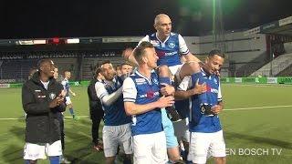 FCDB TV: Nabeschouwing FC Den Bosch - RKC Waalwijk (+ Afscheid Anthony Lurling)