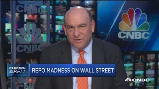 Repo madness hits Wall Street