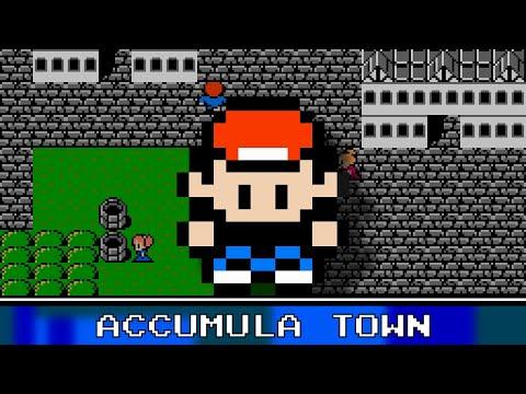 Accumula Town 8 Bit Remix - Pokemon Black/White