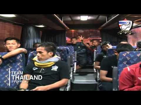 TEAMTHAI.TV ทีมไทยเดินทางถึงเลบานอน