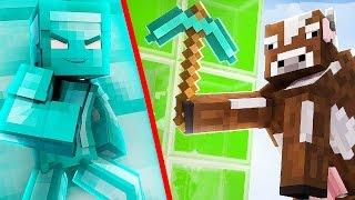Minecraft CUBAO: MELHORES TROLLAGENS COM DISFARCE !!! (MINECRAFT TROLL)