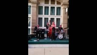 Veronique Mavros Jazz 4tet - Bye Bye Blackbird (Live)