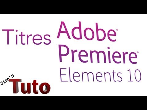Premiere elements green screen tutorial