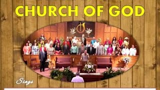 """I SHOULD HAVE BEEN CRUCIFIED"" ~ Dallas NC Church of God ~ 4-5-2015"