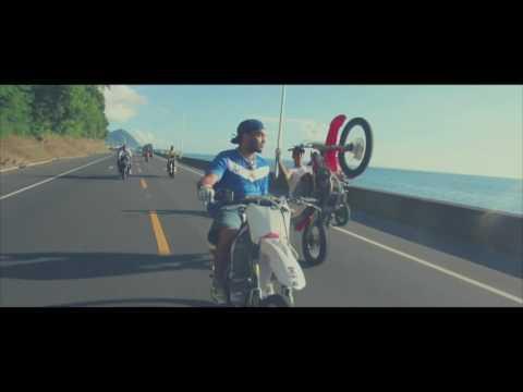 767 Bike Life: CrazyWhiteBoy Escapade Through Dominica by Yw3Tv