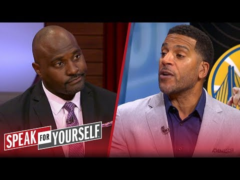 Jim Jackson on Warriors' issues, doesn't think KD will sign with Clippers | NBA | SPEAK FOR YOURSELF