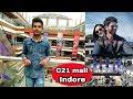 C21 Mall Indore | Batti Gul meter chalu movie Whatsapp Status Video Download Free