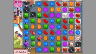 Candy Crush Saga Level 540 by Cookie