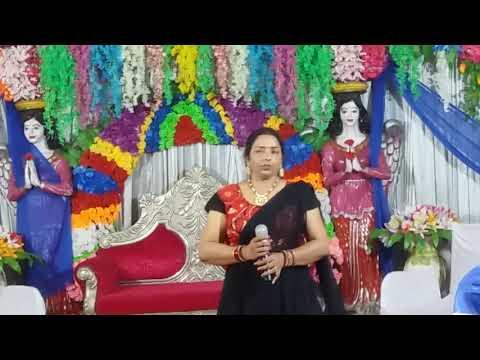 मैथिलि विवाह  गीत।  अलबेला  रघुबर  आयो।  आरती झा।