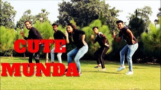 CUTE MUNDA | SHERRY MANN | Lyrical Bhangra | Choreography | Basic and easy steps | CHANDIGARH