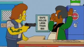 Apu gets robbed
