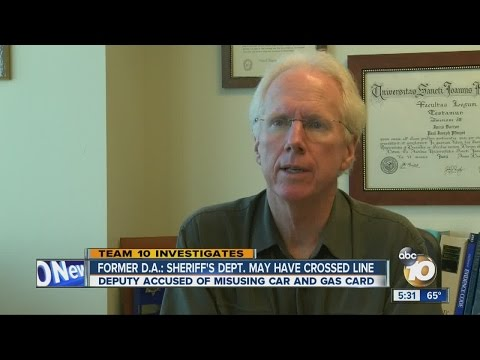 Former District Attorney: If crime was committed, deputy case should have been forwarded to DA