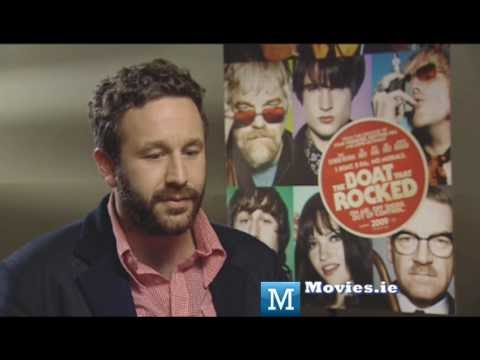 Chris O'Dowd talks IT Crowd, Boat That Rocked (pirate radio) & More