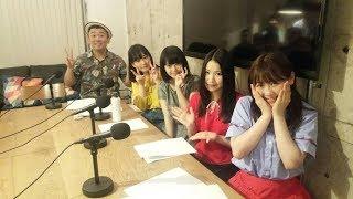 【2017/06/19放送分】初恋タローと北九州好きなタレントが楽しいトーク...