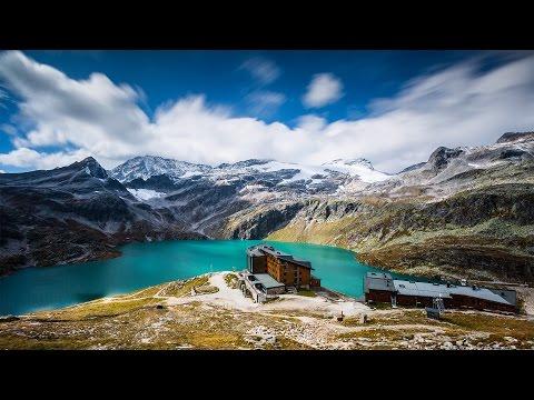 Hotel - Berghotel Rudolfshütte - Austria - Alpy - 2315 m n.p.m