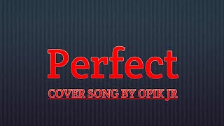 Perfect - Ed sheeran (by cover opikjr) cafe food public sehati mega store garut