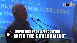 Najib: My door is always open