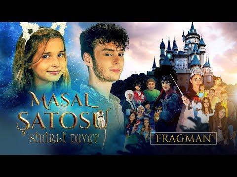 Masal Şatosu: Sihirli Davet - Fragman (30 Ağustos'ta Sinemalarda)