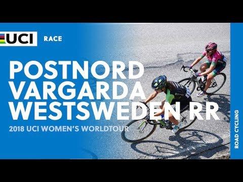 2018 UCI Women's WorldTour – PostNord UCIWWT Vårgårda WestSweden Road Race – Highlights