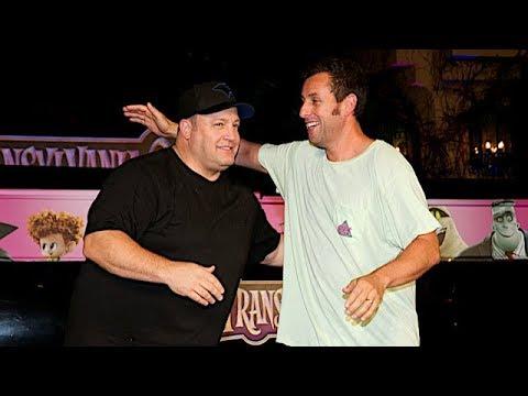 DP shares a Kevin James and Adam Sandler story 31618