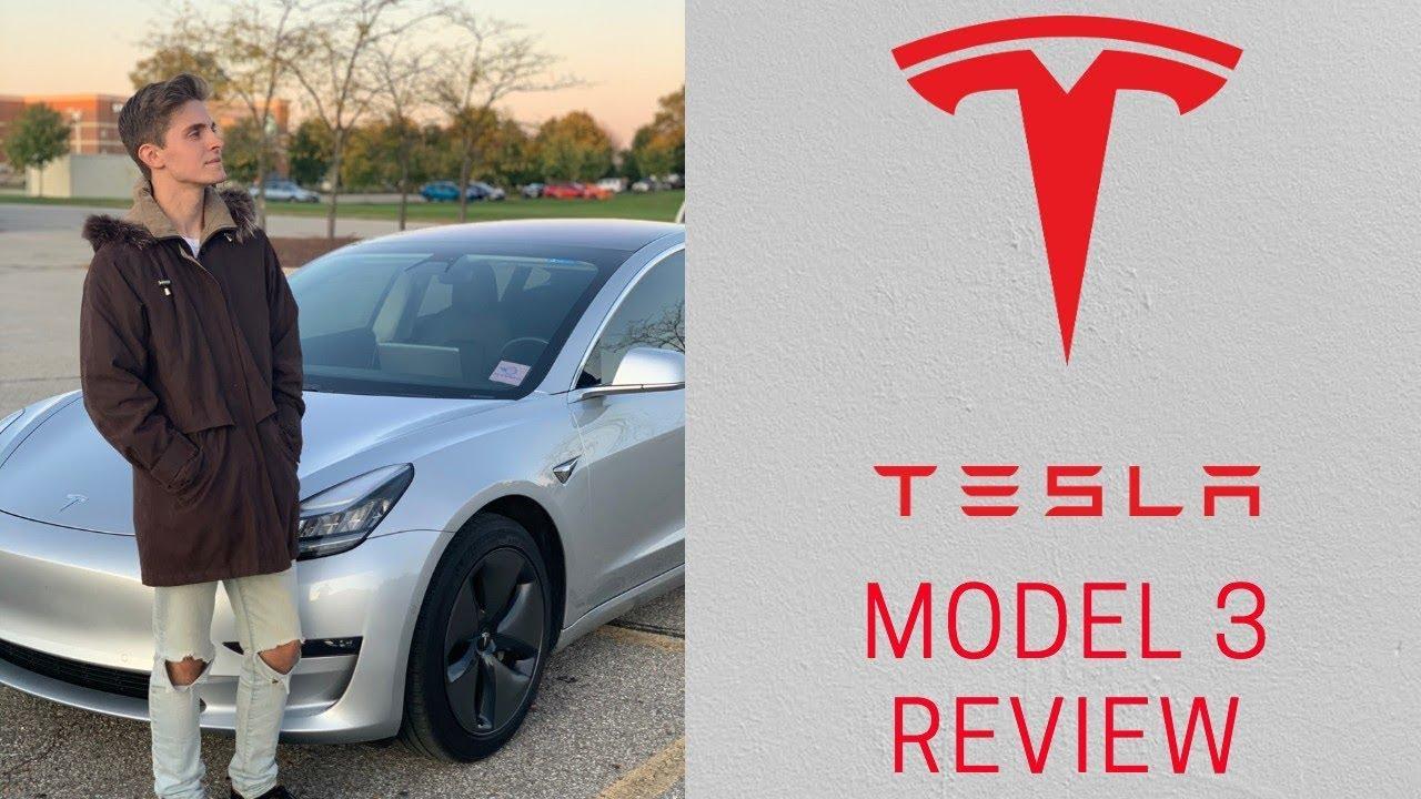 Tesla Model 3 Review: Is it WORTH it? - YouTube
