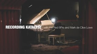 Focusrite // Recording Katalyst with the Red 8Pre