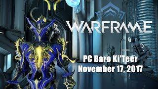 Warframe PC: Baro Ki