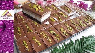 1 Tepsi dolusu çikolatalı PASTA tarifi 💯Pratik Yemek Tarifleri Video
