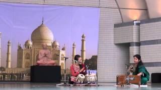 ナマステ・インディア2015 髙崎紀子(北インド音楽)North Indian music  8/26