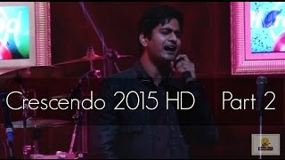 Crescendo 2015 [Part 2] Musical festival of SoundMonk at Hard Rock Cafe , India