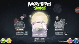 Angry Birds Space Mirror World theme