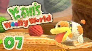 SCHNUFFEL!! | #07 | Yoshi's Woolly World