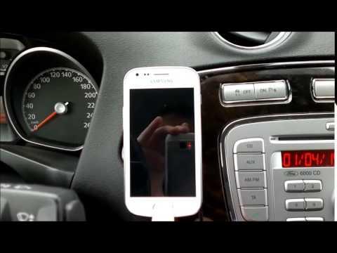 Magnetyczny Uchwyt Na Telefon W Mondeo Mk4 Car Magnetic