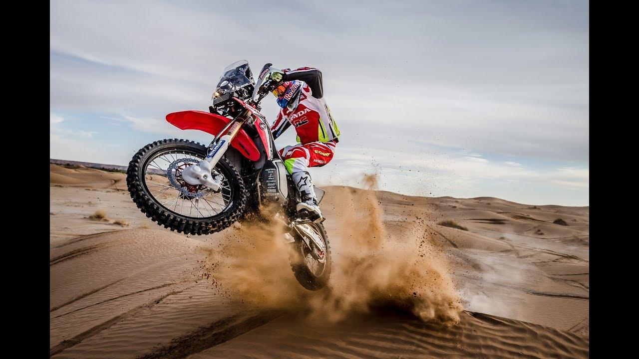 Joan Barreda #BangBang - Dakar 2018 Monster Energy Honda Rider (Instagram Compilation)