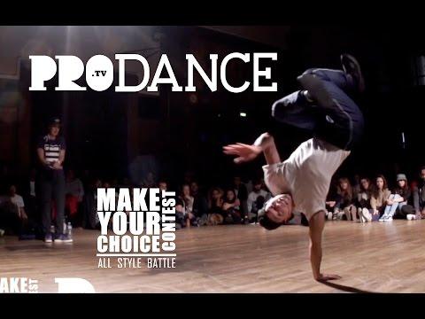 Make Your Choice 2015 - Shane/Funky J Vs Kareem/Yanka (1/8 Final)
