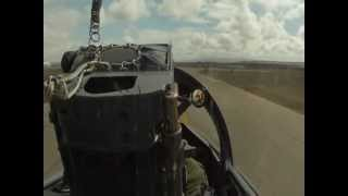 Mi vuelo en un avión de combate L-39 Albatros