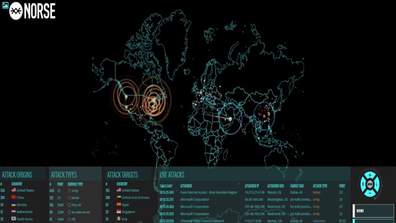 Botnetddos attack map youtube botnetddos attack map gumiabroncs Choice Image