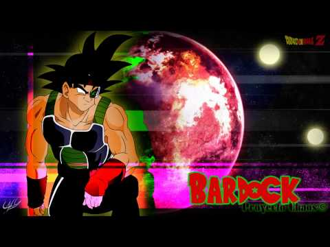 Dragon Ball Z - Solid State Scouter (Bardock Theme) (Off Vocal)