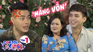 MY KID IS SINFUL | Ep 1 FULL: Le Duong Bao Lam mocks Ho Quang Hieu in front of their mothers