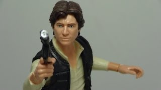 Star Wars Han Solo 6 Inch Black Series Wave 2 Figure Review