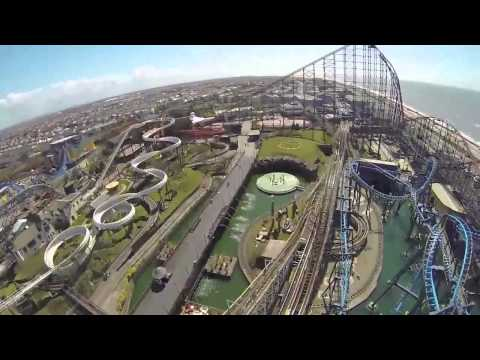 Blackpool Tourism Video Edit