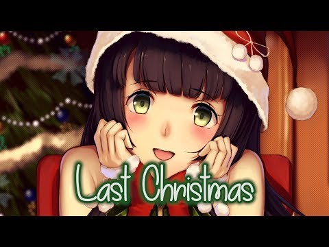【Nightcore】→ Last Christmas (Rock Cover) || Lyrics