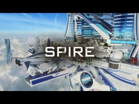 Call Of Duty®: Black Ops III – Eclipse DLC Pack: Spire Preview