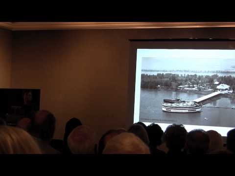 Steamboats on the Hudson: The Greenwich Village Waterfront