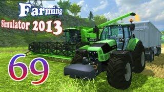 Farming Simulator 2013 ч69 - Кормление коров(Правильная пропорция сена, соломы и силоса для коров очень важна - тогда они будут показывать 100% производит..., 2013-07-13T08:15:29.000Z)