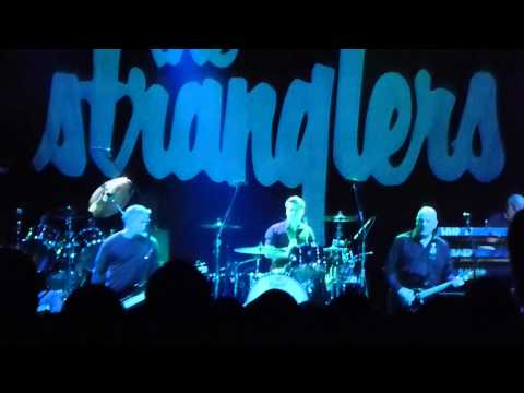 Stranglers - waltzinblack/Toiler on the Sea - Salisbury 2013