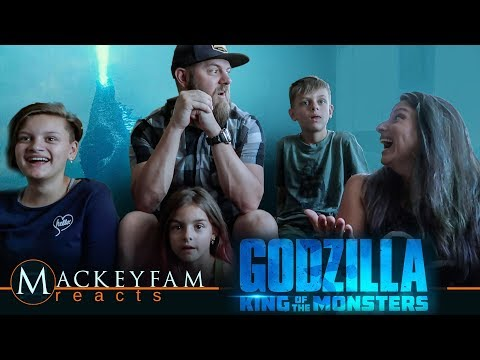 Godzilla: King of the Monsters - Official Trailer 1- REACTION and REVIEW!!!
