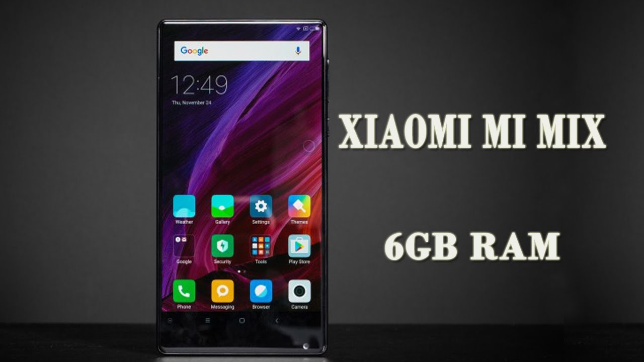 efc57e86038 Xiaomi Mi MIX (6GB RAM) review - price