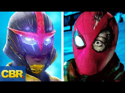 Nova Might Replace Spider-Man In The MCU